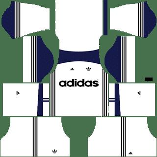 Uniforme de Adidas para Local - Kits de Dream League Soccer