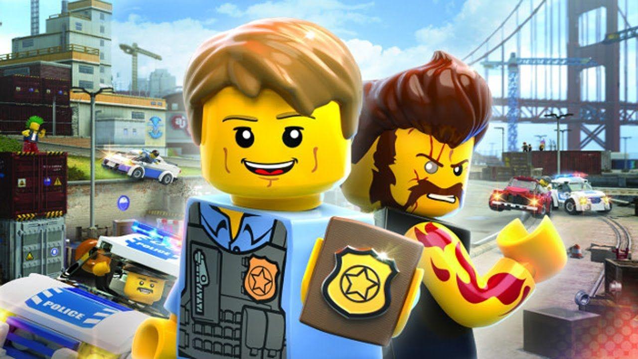 códigos de lego city undercover