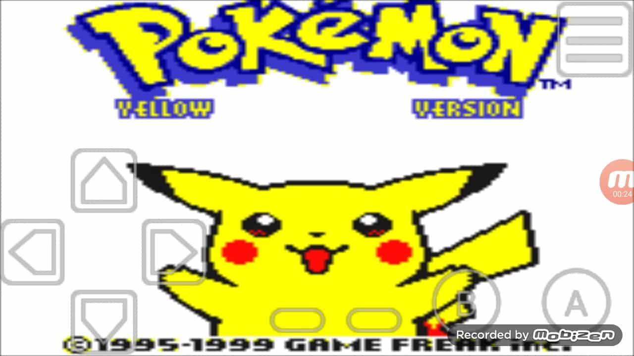 códigos de Gameshark Pokemon Amarillo