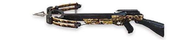 melhores armas especiais besta de Free Fire