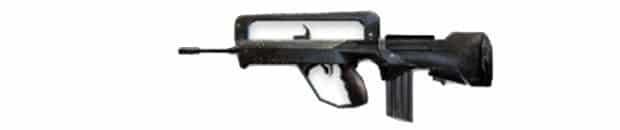rifles de assalto famas de fogo grátis