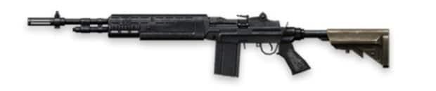 rifle de assalto mais poderoso em Free Fire
