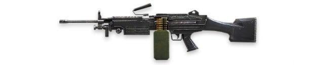 melhores armas rifle de assalto de Free Fire