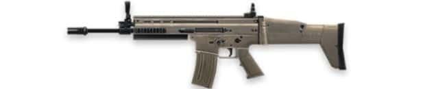 rifle de assalto Free Fire