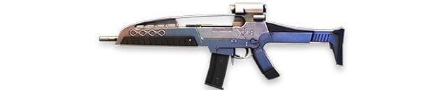 rifle de assalto de Free Fire xm8 png