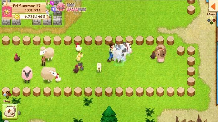 Juegos como Harvest Moon