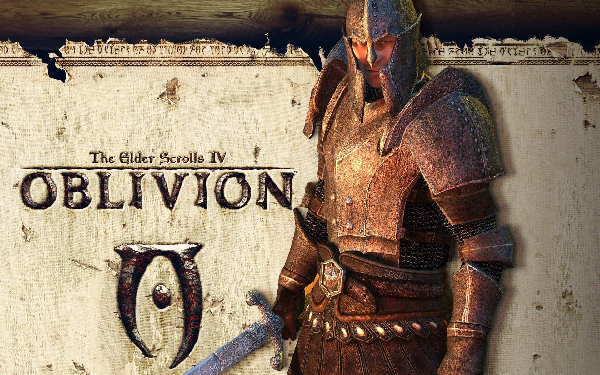 comandos de Oblivion