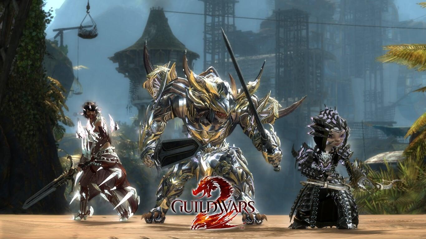 builds de Guild Wars 2