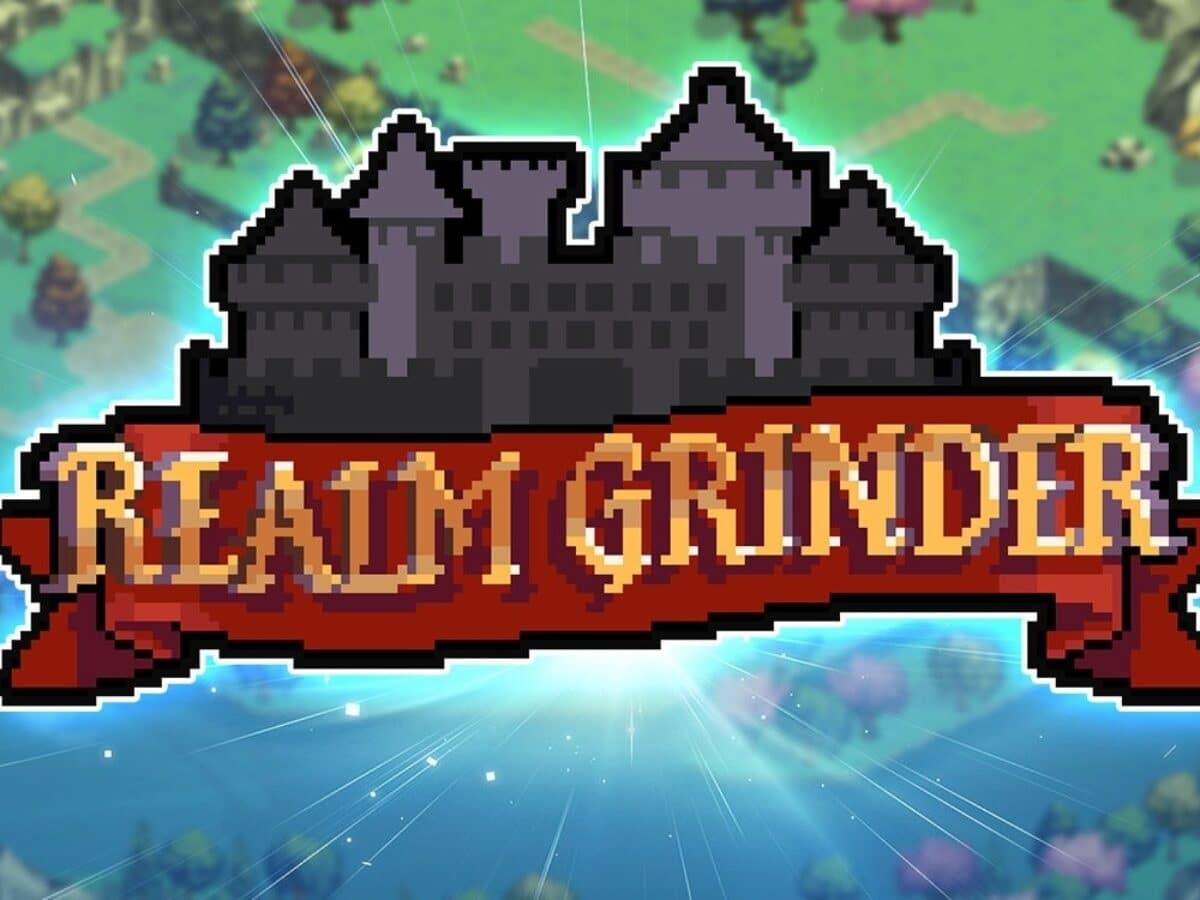 games like Realm Grinder