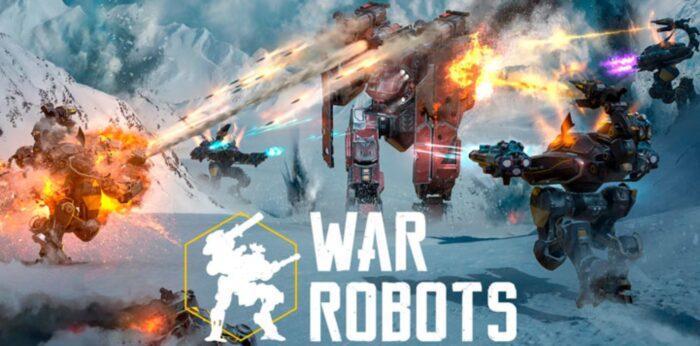 mods de War Robots
